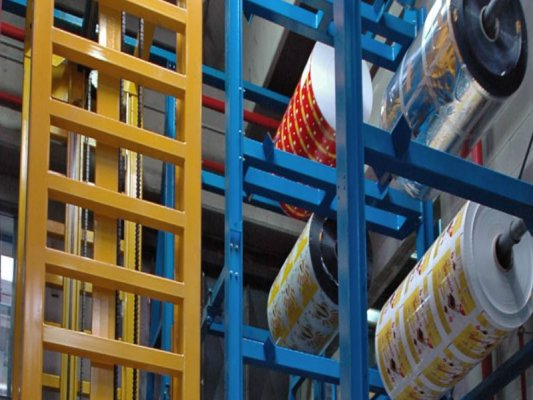 Automatic Warehouse Systems